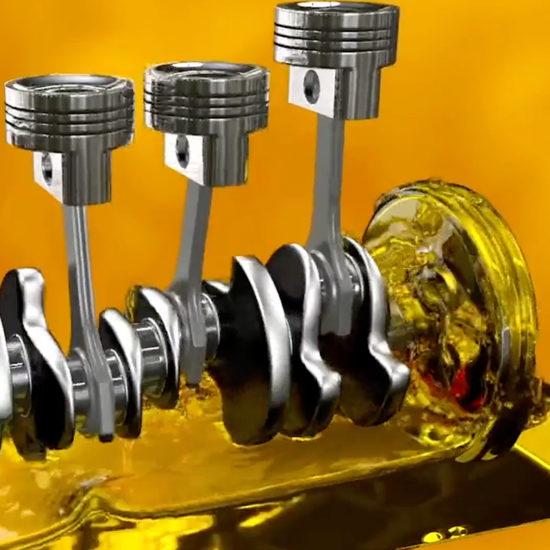 3D Internal combustion engine