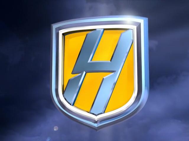 3D Animated Hofstra Logo